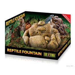 Exo Terra Reptile Fountain Recirculación de Agua Potable.