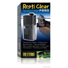 Exo Terra Repti Clear F250 / Filtro para terrario.