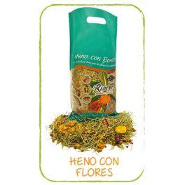 Heno con flores Ribero, 500gr.