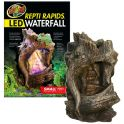 Repti Rapids Waterfall LED. Wood Style. Varias Medidas.