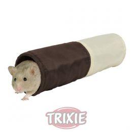 Túnel crujiente para hamsters, ø 6x25 cm