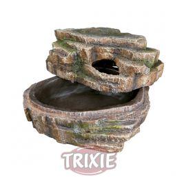 Cueva para Serpientes, Trixie.