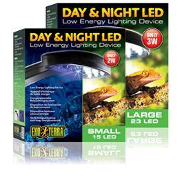 Exo Terra Day&Night LED. Varios tamaños.
