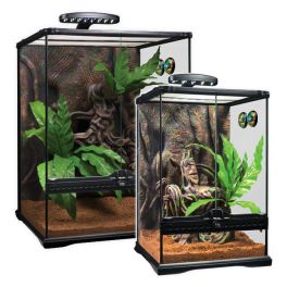 Kit Gecko Crestado, Exo Terra. Varias medidas.