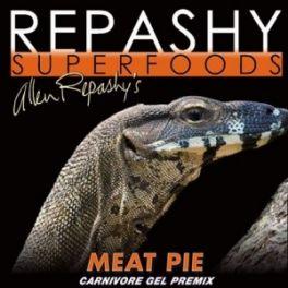 Meat Pie, varios tamaños.