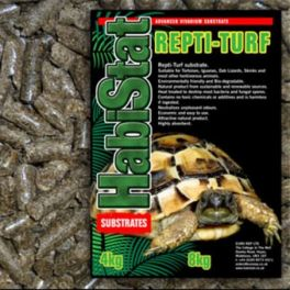 HabiStat Repti Turf Substrate. Varios tamaños.