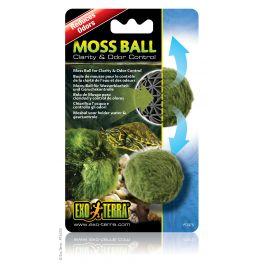 Moss Ball / Bola de musgo, Exo Terra.