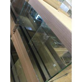 Terrarios de cristal correderas, doble ventilación (Malla de acero inoxidable).