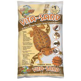 Vita-Sand®, arena desértica cálcica, 4.5kg. Varios colores.