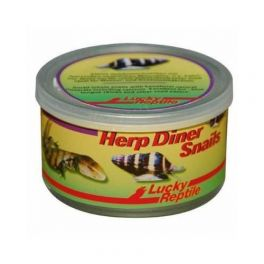 Herp Diner Caracoles 35 gr. Lucky Reptile.