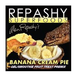 Banana Cream Pie. Varias medidas.