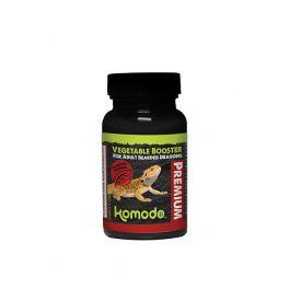Premium Vegetable Booster para Dragones Barbudos Juveniles, 75gr, Komodo.