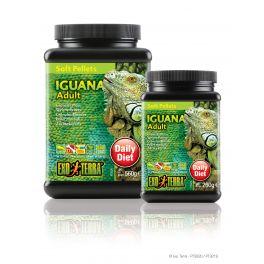 Exo Terra, Alimento Iguana, Varios tipos.