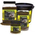 Alimento completo para tortugas de pepino. Komodo.