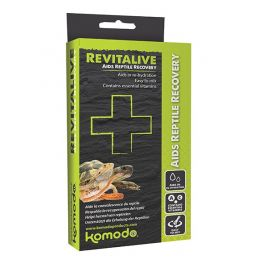 Revitalive, primeros auxilios, Komodo.