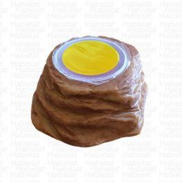 Repti-Rock Sand Stone Jelly pot holder Habistat.