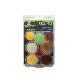 Komodo Jelly Pots, 8 unidades. Varios sabores.