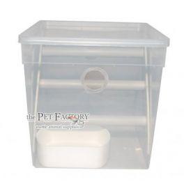 Percha de plástico en escalera para BraPlast box 5,8l.