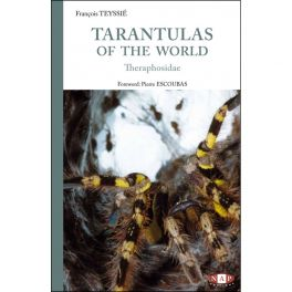Tarantulas of the world - Theraphosidae