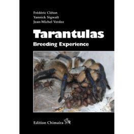 Tarantulas, Breeding experience & Wildlife