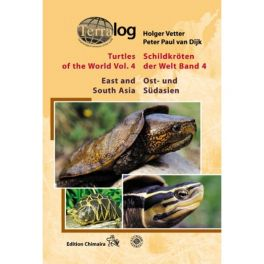 Turtles of the World, Vol. 4, South and East Asia