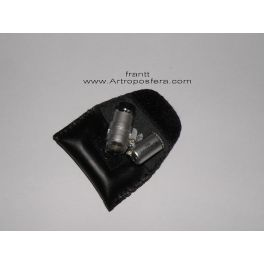 Lupa/Microscopio x45, 2 LED.