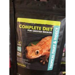 Crested Gecko Complete diet. Papaya, Banana & Honey