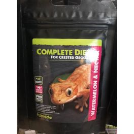 Crested Gecko Complete diet. tropical fruit & insect, Komodo.