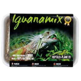 Iguanamix - Mezcla de semillas para germinar, Reptiles Planet.