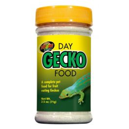Day Gecko Food, Zoomed.