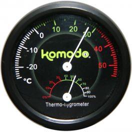 Combo Termómetro e Higrómetro, Komodo.