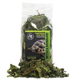 Tortoise Leaf Mix 100g, Ortiga y Diente de León, Komodo.
