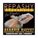 Beardie Buffet, Varios tamaños.