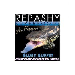 Bluey Buffet. Varias medidas.