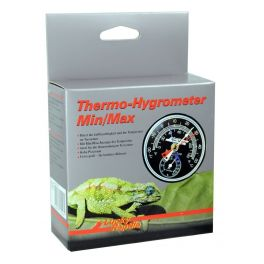 Lucky Reptile Thermo-Hygrometer Min/Max.