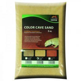 Arena para cuevas- Excavación, Terra-Exótica, Varios tamaños y colores.