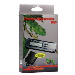 Thermo-Hygrometer PRO lucky reptile.