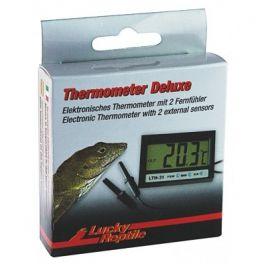 Lucky termometro deluxe, dos sondas.
