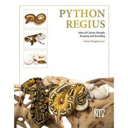 Python Regius. Atlas of colour Morphs Keeping and Breeding