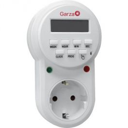 Programador de segundos Garza.