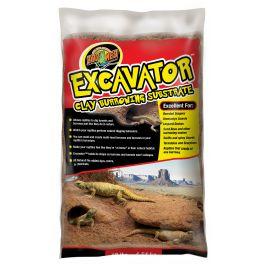 Excavator, Zoomed, Varios tamaños.