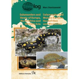 Terralog 21 Salamanders and Newts of Europe, North Africa and Western Asia