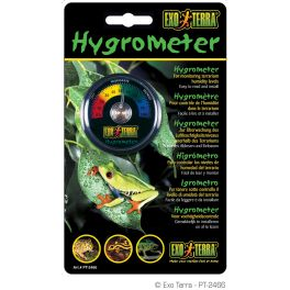 Exo Terra. Hygrometer / Higrómetro.
