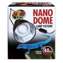 Portalámparas Nano Dome Lamp Fixture 40w, Zoomed.