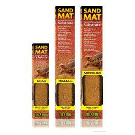 Exo Terra Sand Mat / Sustrato para terrario. Varias medidas.