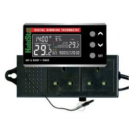 Habistat Digital Dimming D/N + Timmer