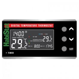 Habistat Digital Temperature Thermostat + Temporizador