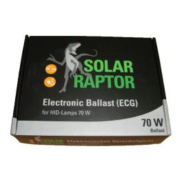 SolarRaptor 70W Ballast.
