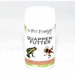Quappenfutter - Alimento para renacuajos.