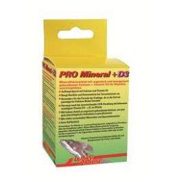 Lucky Reptile Pro Mineral +D3, suplementoo cálcico.